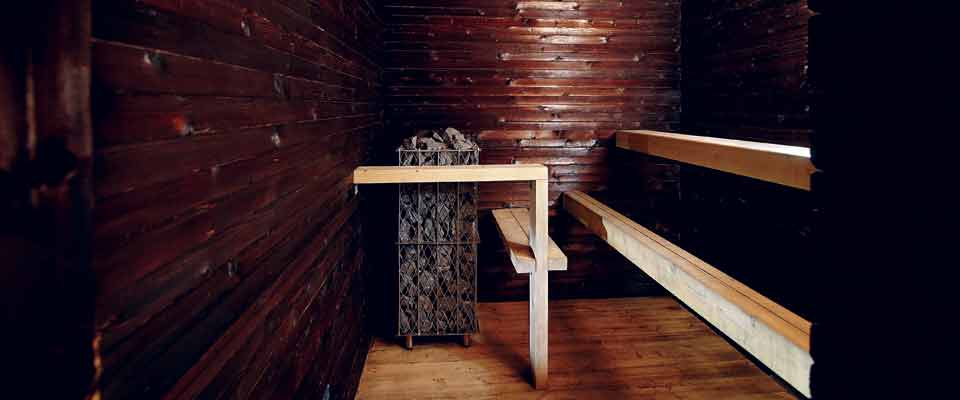 Sudorewell Sauna Kelle alu vert//Sauna Kelle//à punch